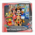 Character Book 2012 - 8x8 Photo Book (20 pages)