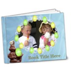 Easter  Deluxe Brag  7x5 Book (20 pages) - 7x5 Deluxe Photo Book (20 pages)