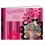 Georgia 2012 - 9x7 Photo Book (20 pages)