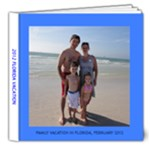 florida - 8x8 Deluxe Photo Book (20 pages)