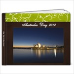 Australia day 2012 3 year anniversary - 11 x 8.5 Photo Book(20 pages)