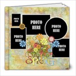 Primavera 8x8 Book - 8x8 Photo Book (20 pages)