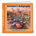 Garrison - 8x8 Photo Book (20 pages)