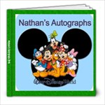 Nathan - 8x8 Photo Book (20 pages)