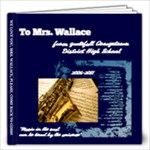 Mrs.Wallace present - 12x12 Photo Book (20 pages)