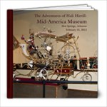 Mid-America Museum book - 8x8 Photo Book (20 pages)