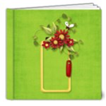 Spring deluxe photo book - 8x8 Deluxe Photo Book (20 pages)