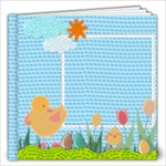 Happy Easter book 12x12 - 12x12 Photo Book (20 pages)