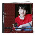 Through the years with Christian - 8x8 Photo Book (20 pages)