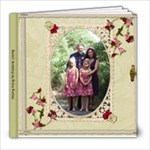 daves wedding by Helen Norton - 8x8 Photo Book (20 pages)