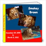 Smokey Brown - 8x8 Photo Book (20 pages)