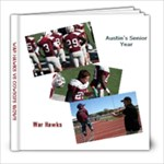 Warhawks VS Cowboys 10/29/11 - 8x8 Photo Book (100 pages)