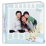 Alvin 3 yrs old - 8x8 Deluxe Photo Book (20 pages)