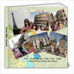Eurotrip - 8x8 Photo Book (100 pages)