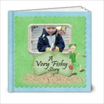 Gone Fishing 6x6 photobook - 6x6 Photo Book (20 pages)