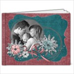 Refresh, 9x7 Photo Book-any theme - 9x7 Photo Book (20 pages)