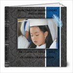 Olivia Graduation - 8x8 Photo Book (20 pages)