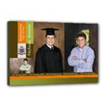 NICK GRAD B - Canvas 18  x 12  (Stretched)
