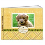 5x7 dog - 7x5 Photo Book (20 pages)