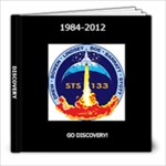DISCOVERY - 8x8 Photo Book (30 pages)