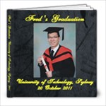 Fred - 8x8 Photo Book (20 pages)