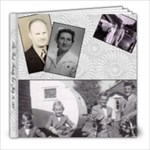 dads bday 2012 - 8x8 Photo Book (20 pages)