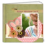 mothers day - 8x8 Deluxe Photo Book (20 pages)