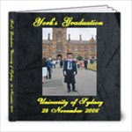 York - 8x8 Photo Book (20 pages)