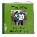 Hopeton s Soccer Memories - 8x8 Photo Book (39 pages)