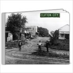 Clifton City and Aggelers - 9x7 Photo Book (20 pages)