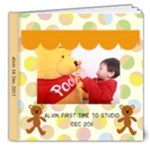 Alvin 16Dec2011 - 8x8 Deluxe Photo Book (20 pages)