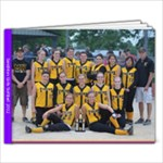 Smithton Softball - 9x7 Photo Book (39 pages)
