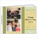 mothers day  - 9x7 Photo Book (30 pages)