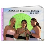 RachelandBenWedding1 - 7x5 Photo Book (20 pages)