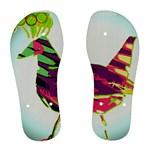 gorgeous bird -flip flops (women) - Women s Flip Flops