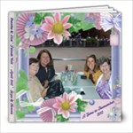Martha & Lisa *Friends Visit April 2012* Joyce & Konnie - 8x8 Photo Book (30 pages)