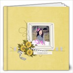 12x12 (40 pages)- Happiness - Any Theme - 12x12 Photo Book (20 pages)