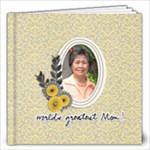 12x12 (40 pages)- MOM - 12x12 Photo Book (20 pages)