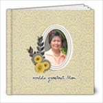 8x8 (20 pages)- MOM - 8x8 Photo Book (20 pages)