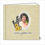6x6 (20 pages)- MOM - 6x6 Photo Book (20 pages)