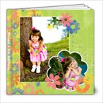 Maggie is 3 - 8x8 Photo Book (20 pages)