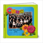 american family - 6x6 Photo Book (20 pages)