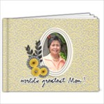 11x8.5 (20 pages) - MOM - 11 x 8.5 Photo Book(20 pages)