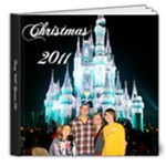Christmas 2011 - 8x8 Deluxe Photo Book (20 pages)