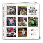 Parkers book - 8x8 Photo Book (39 pages)