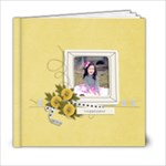 6x6 (20 pages)- Happiness - Any Theme - 6x6 Photo Book (20 pages)