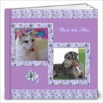 Wild Iris 12x12 (30 Pages) Book - 12x12 Photo Book (20 pages)