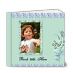 Wild Iris Deluxe 6x6 (20 Pages) Book 2 - 6x6 Deluxe Photo Book (20 pages)