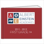 2011-2012FirstGrade1A - 7x5 Photo Book (20 pages)
