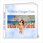 Cougar scrapbook - 6x6 Photo Book (20 pages)